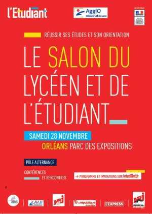 Agenda des manifestations orleans - Salon etudiant orleans ...
