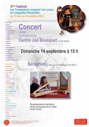 agenda des concerts carcassonne. Black Bedroom Furniture Sets. Home Design Ideas